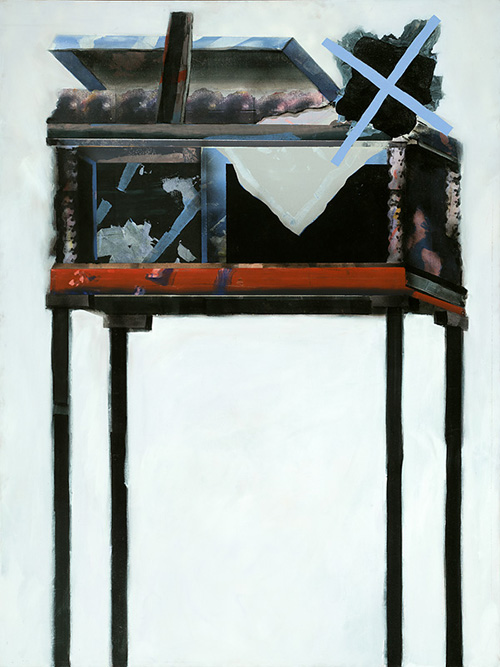 Observation post 2, 1968, National Gallery of Australia