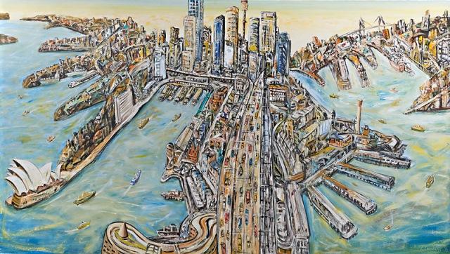 Sydney, 1998