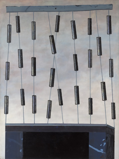 Sky Wall, 1968, Collection of the artist, contact Niagara Galleries